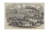 The Rutland Ploughing Meeting at Uppingham Giclee Print by Thomas Harrington Wilson