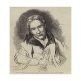 Portrait of Wilberforce Giclée-tryk af Thomas Lawrence