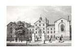 Middlesex Hospital Giclee Print by Thomas Hosmer Shepherd