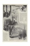 The Travellers' Club Reproduction procédé giclée par Thomas Walter Wilson