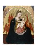 Madonna Dell'Umilta, C.1400 Giclée-tryk af Taddeo di Bartolo