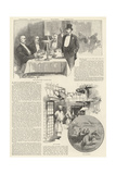 In Clubland, the Carlton Reproduction procédé giclée par Thomas Walter Wilson