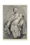 His Majesty William II, King of Prussia, German Emperor Reproduction procédé giclée par Thomas Walter Wilson