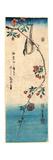 Kaido Ni Shokin Reproduction procédé giclée par Utagawa Hiroshige