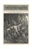The Emin Pasha Relief Expedition Reproduction procédé giclée par Thomas Walter Wilson