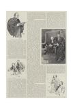 Officers of Parliament, 1894 Reproduction procédé giclée par Thomas Walter Wilson