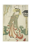 The Actor Iwai Matsunosuke Giclee Print by Utagawa Kunisada