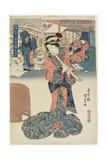 Act 9, 1830-1844 Giclee Print by Utagawa Kunisada