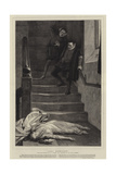 Amy Robsart Giclee Print by William Frederick Yeames