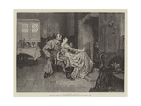 To Gretna Green Giclee Print by William A. Breakspeare
