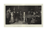 When Did You Last See Your Father Giclee Print by William Frederick Yeames