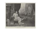 Chez Romney Giclee Print by William A. Breakspeare