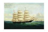 Huegenot of Boston Giclee Print by William H. Yorke