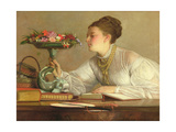 Flowers of the Day Giclee Print by William Frederick Yeames