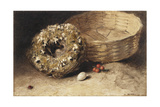 Still-Life with Basket Giclee Print by William Henry Hunt