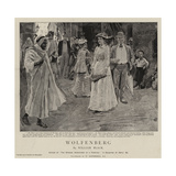 Wolfenberg Giclee Print by William Hatherell