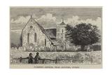Climping Church, Near Arundel, Sussex Reproduction procédé giclée par William Henry James Boot