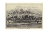 The Alexandra Palace, Muswell Hill Reproduction procédé giclée par William Henry James Boot