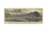 The War in South America, View of Arica, Recently Captured by the Chilians Reproduction procédé giclée par William Henry James Boot