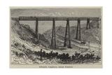Upgang Viaduct, Near Whitby Reproduction procédé giclée par William Henry James Boot