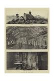 Luther at Wartburg Reproduction procédé giclée par William Henry James Boot