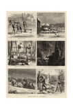 Farm Life in Canada, I Reproduction procédé giclée par William Henry James Boot