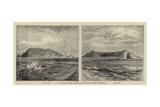 St Paul's Island, Scene of the Loss of the Megaera Reproduction procédé giclée par William Henry James Boot