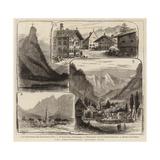 The Oberammergau Passion Play Reproduction procédé giclée par William Henry James Boot