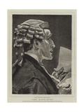 The Barrister Giclee Print by William Small