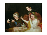 Dregs in the Cup, 1838 Giclee Print by William Sidney Mount