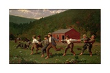 Snap the Whip, 1872 Giclee Print by Winslow Homer