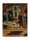 Jesus and Saint Anian Shoemaker Giclee Print