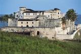 Sao Jorge Da Mina Castle Fotografisk tryk