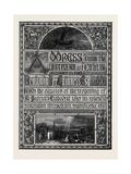 The Paris International Exhibition of 1867 Giclée-tryk