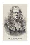 The Late Mr Serjeant Sleigh, Barrister-At-Law Lámina giclée