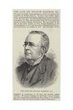 The Late Sir William Hardman Lámina giclée