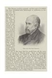 The Late Sir John Skelton Lámina giclée