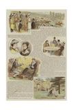 Mr Chumley's Holidays Giclee Print