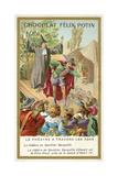 The Theatre of Gauthier Garguille, Paris, 17th Century Giclee Print