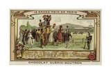 Grand Prix De Paris Horse Race, Longchamps Giclee Print