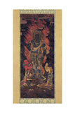 Fudo Myoo and Two Attendents Giclee Print