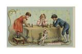 Chess Giclee Print