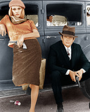 Bonnie and Clyde Foto