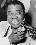Louis Armstrong Photographie