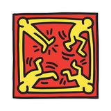 Untitled Pop Art Giclee Print by Keith Haring