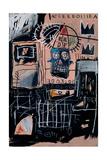 Untitled (Loans) Reproduction procédé giclée par Jean-Michel Basquiat