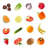Fruits and Vegetables Lámina fotográfica por  PhotoSG