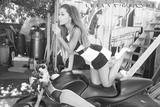Ariana Grande Cycle Poster
