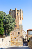 Tower Del Clavero (15Th Century), Salamaca, Spain Photographic Print by  siempreverde22