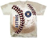 MLB - Astros Hardball Logo T-shirts